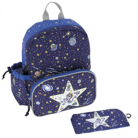 Large backpack LJ-Cosmos